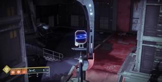 Screenshot eines Zielfernrohrs in Destiny