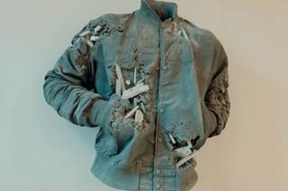 Moco Museum - Daniel Arsham - Miami Heat Jacket
