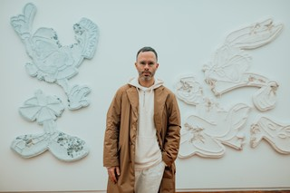 Moco Museum - Daniel Arsham - Eroded Patch.