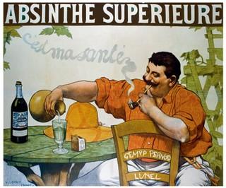 Victor Leydet Absinthe Pernod Lunel