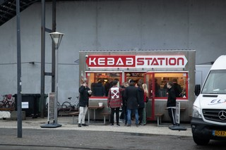 Ny Ellebjerg kebab station