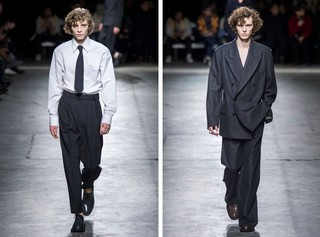 dries van noten autumn/winter 19 menswear