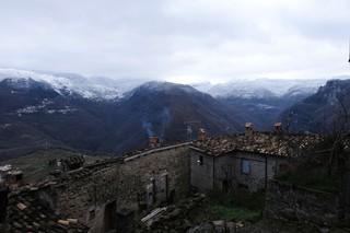 Vista-POGGIO_UMBRICCHIO Abruzzo
