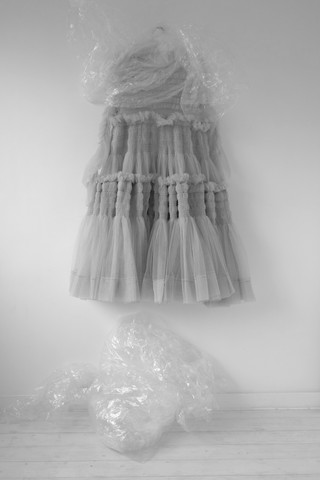Molly Goddard Sarah Edwards Dress Portrait Chelsea Space