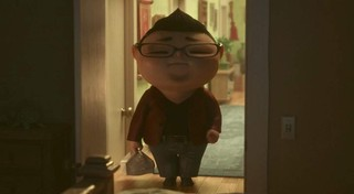 The son in 'Bao'