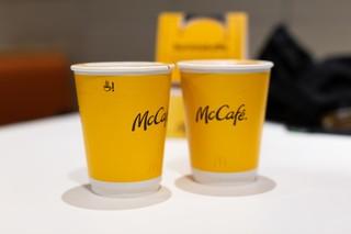 kaffe på McCafé