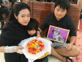 Dog-Funerals-Buddhist-Tradition-Bangkok-Thailand-7