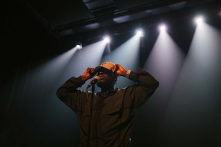 Darrell-Cole-behind-the-scenes-rapper-steez-live-optreden-kelly-fober