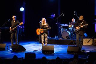 Patti Smith live in London in 2019