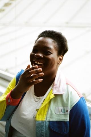 Deborah Lukumuena i-D France
