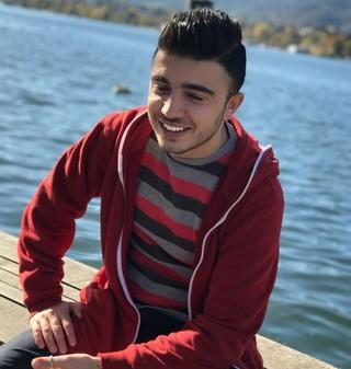Tarek ist aus Syrien in die Schweiz geflüchtet