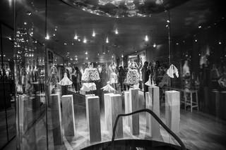 Alexander McQueen store Bond Street London