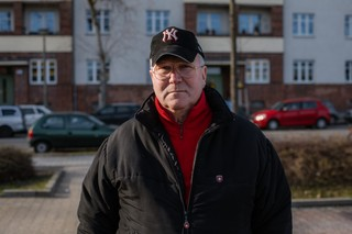 Rentner Hans-Hermann sagt, er bekomme jetzt weniger als mit Hartz IV