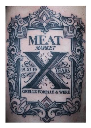 Meat-Market von Gerald VDH in der Grellen Forelle