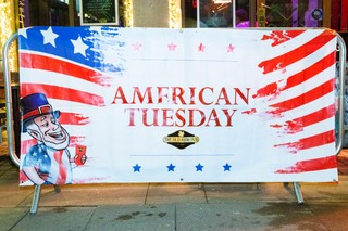 American Tuesday på Old Irish Pub