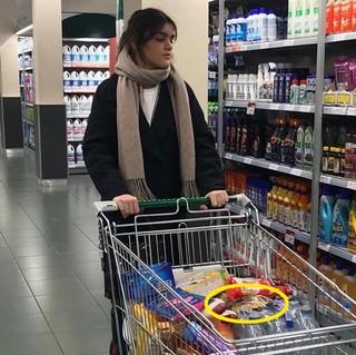 Amaia carrito de la compra