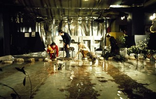 The Mondial Festival N. 1 also featured flooding at the Space Electronic, 1971.