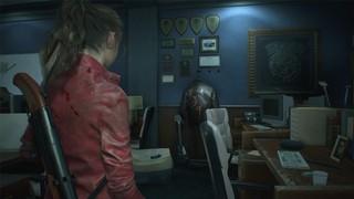 Resident Evil 2 Claire Shotgun