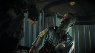 Resident Evil 2 Marvin