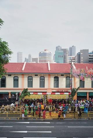 Thaipusam in Singapore