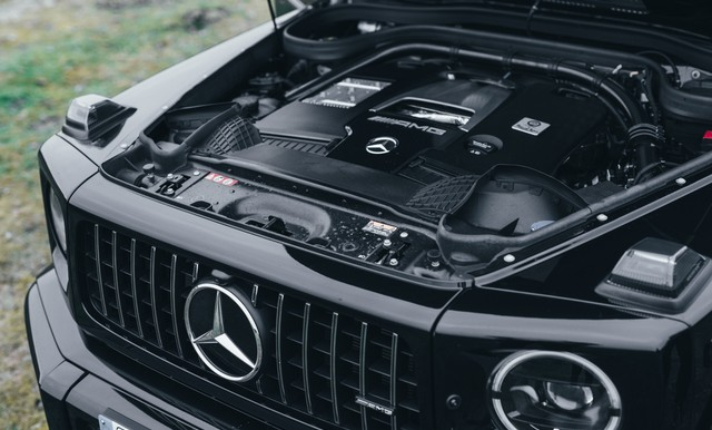 Mercedes G-Wagen Review | Testing the Mercedes-AMG G63 - Amuse