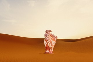 Mous lamrabat Mousganistan woestijn