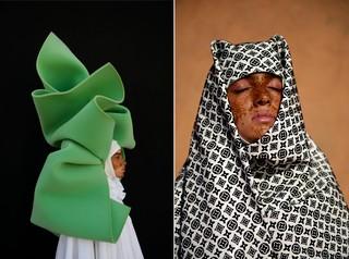 Mous Lamrabat Mousganistan louis vuitton hoofddoek