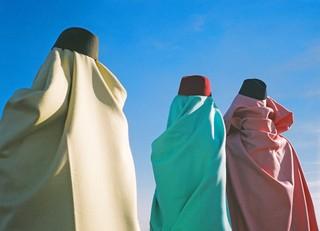 Mous Lamrabat doeken in fez