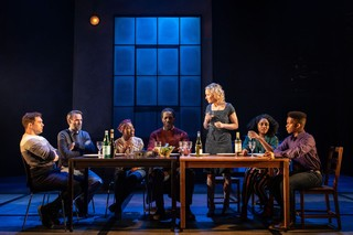 Leave to Remain play at Lyric Hammersmith  London