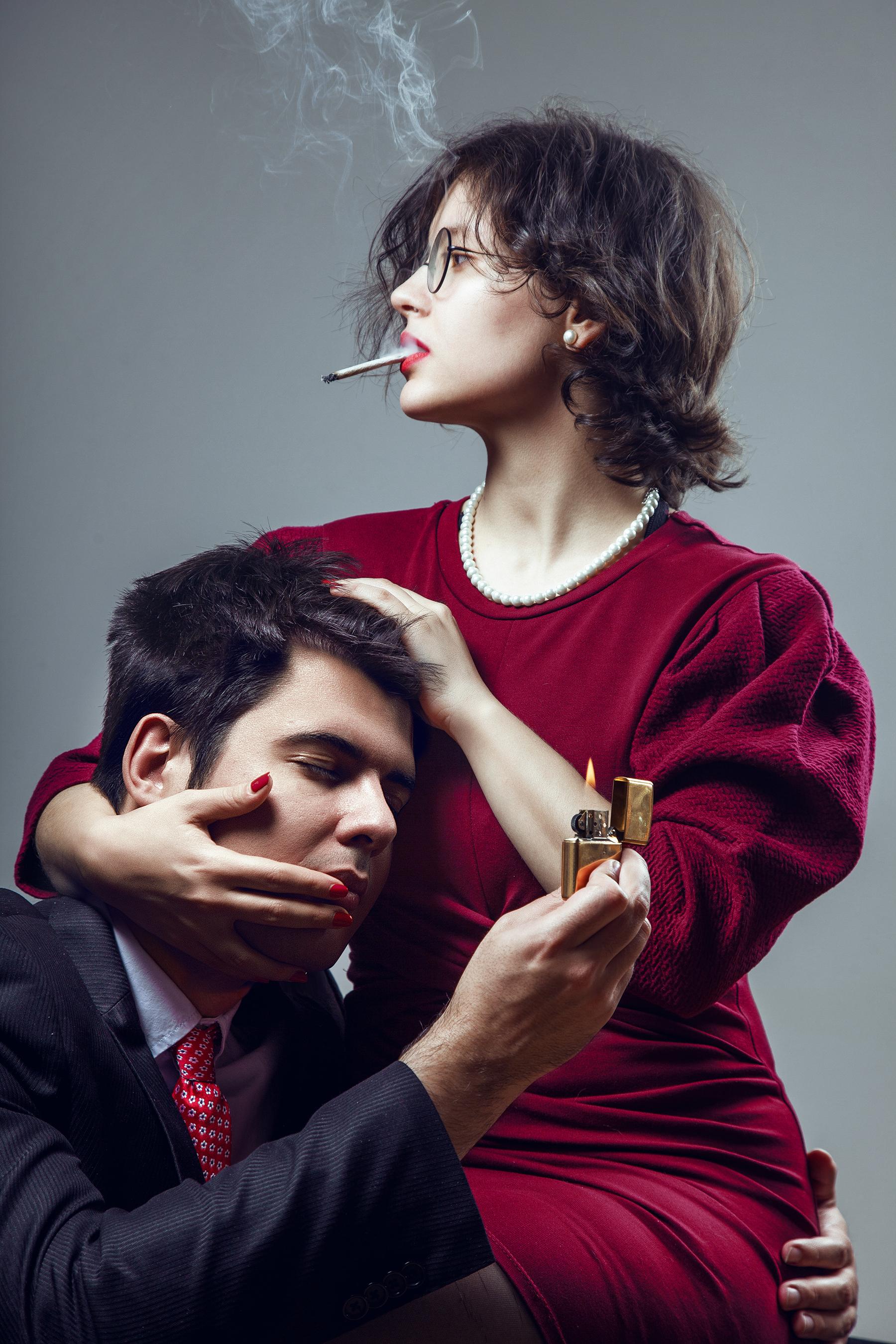 Amas Castrando Al Esclavo Porno esta pareja tiene una relación ama-esclavo a tiempo completo