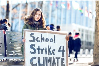 Youth strike for climate