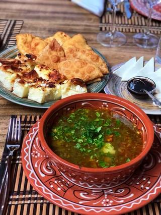 Gagauz food