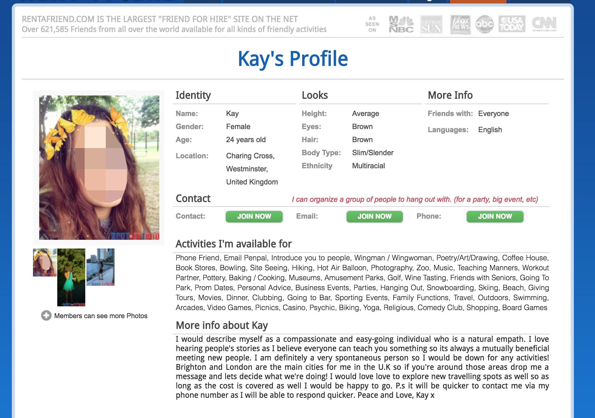 vriend dating website