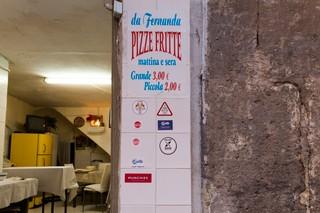 Fernanda Pizze Fritte