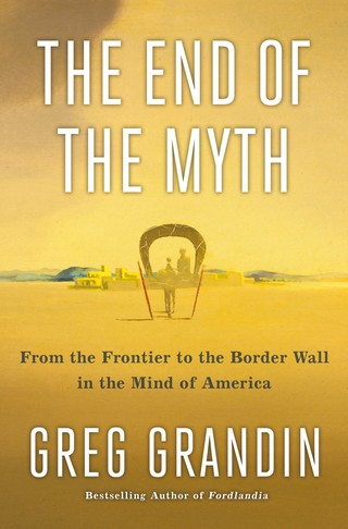 The end of the myth cover