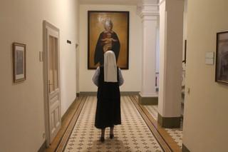 Nonne im Orden