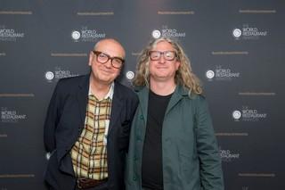 Andrea Petrini e Joe Warwick