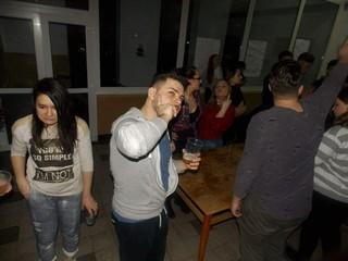petrecere studenti