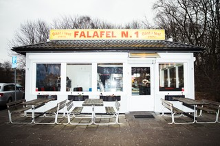 Falafel N. 1 i Malmø