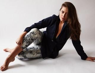 Modelbild von Ivana