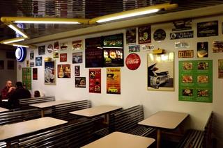 interieur Goldway in Louvain-la-Neuve