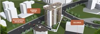 complex apartamente Rondul Vechi