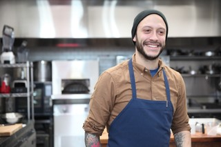 chef jaime young of sunday in brooklyn