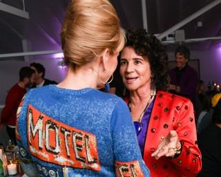 Jackie Blum and Lisa Eisner