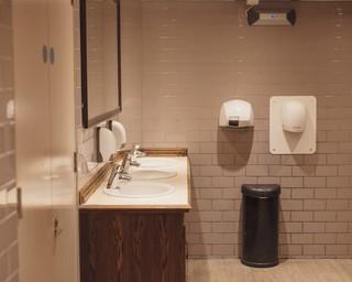 public toilets free london