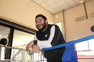 Ismael Lazaar.
