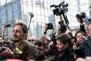 fotografen-op-klimaatmars-brussel