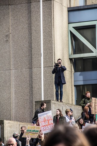 fotografen-protesteerders-klimaatmars-brussel-greta-thunberg