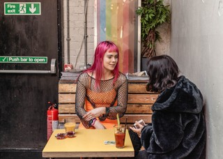 Girli tarot cards dalston bekky lonsdale