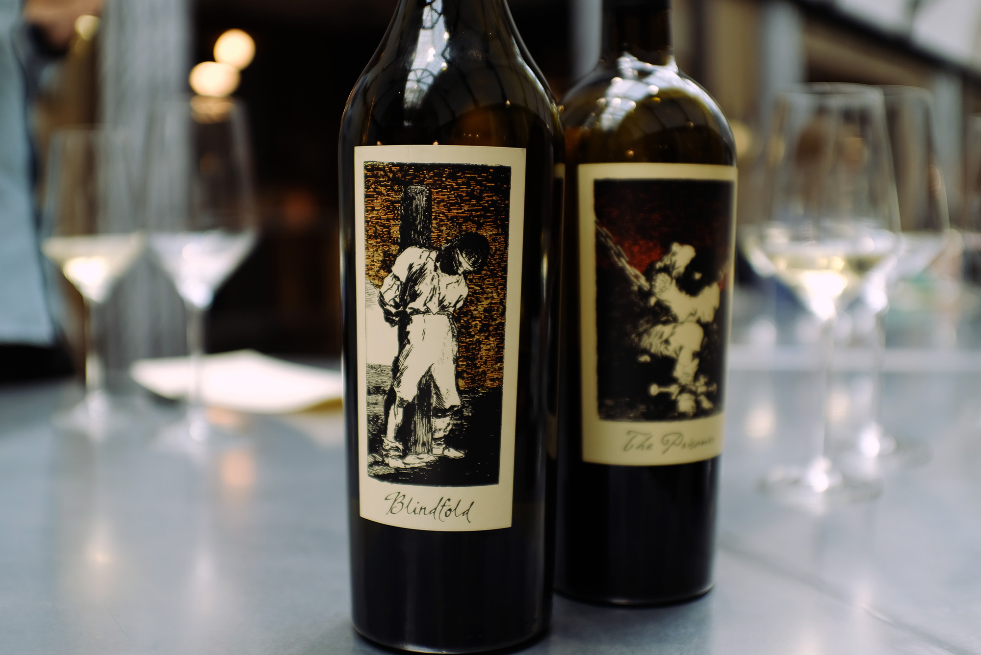 How A Creepy Red Wine Called The Prisoner Became Napa